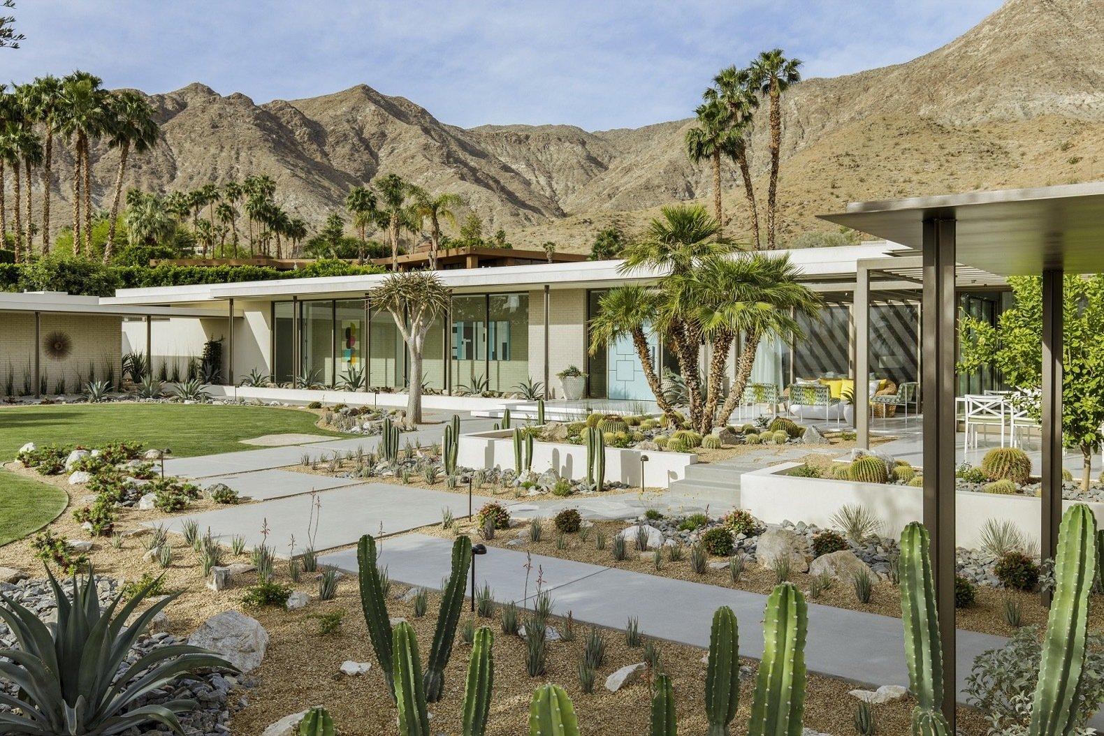 Thunderbird Heights desert landscaping