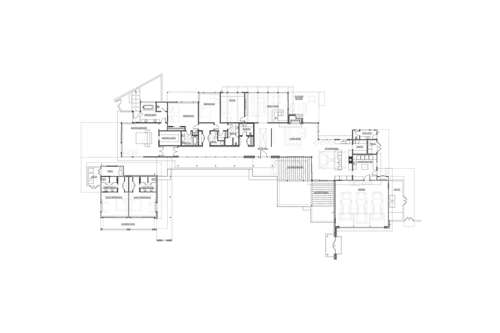 Thunderbird Heights new floor plan