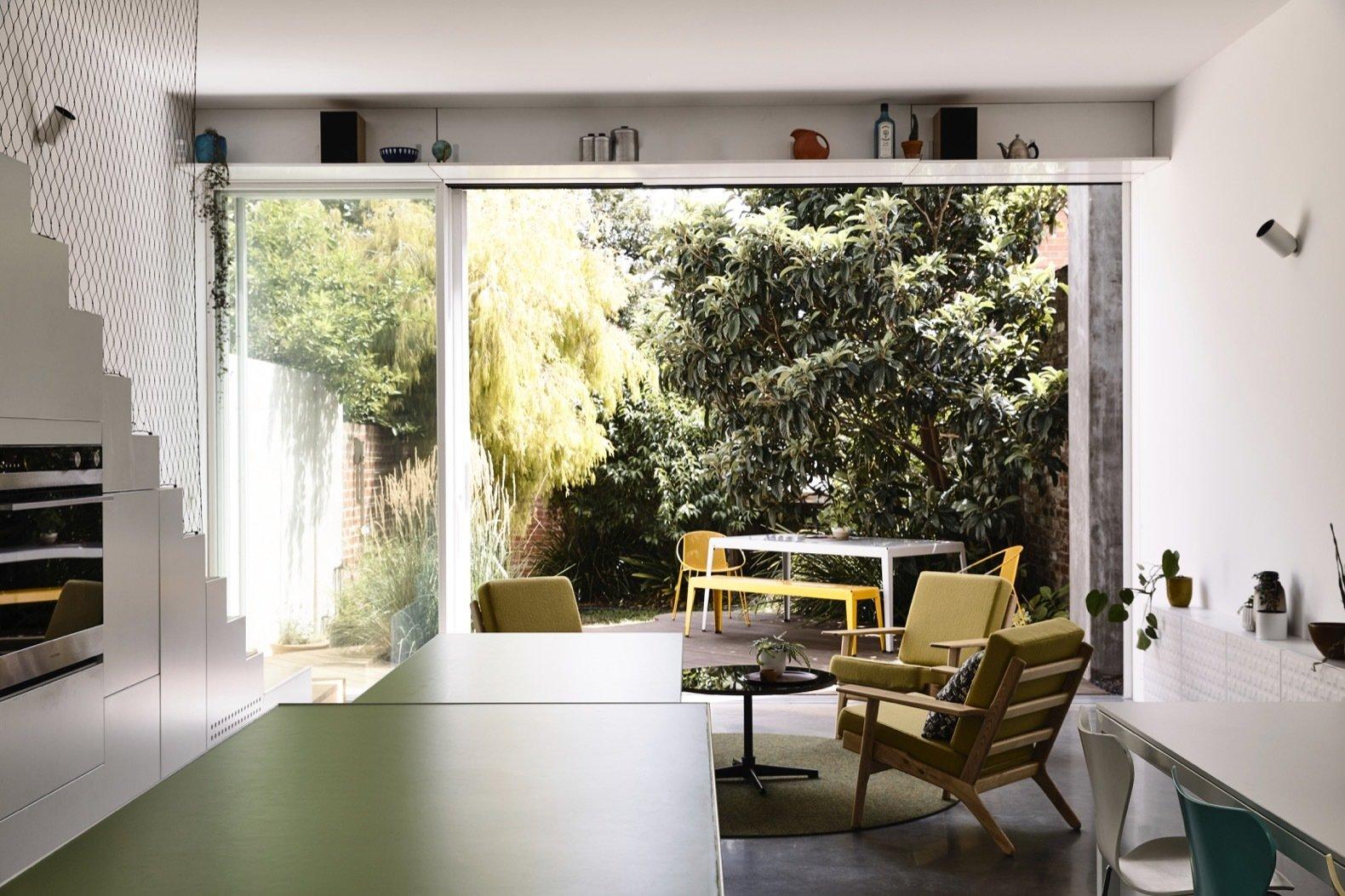 Grant House living room