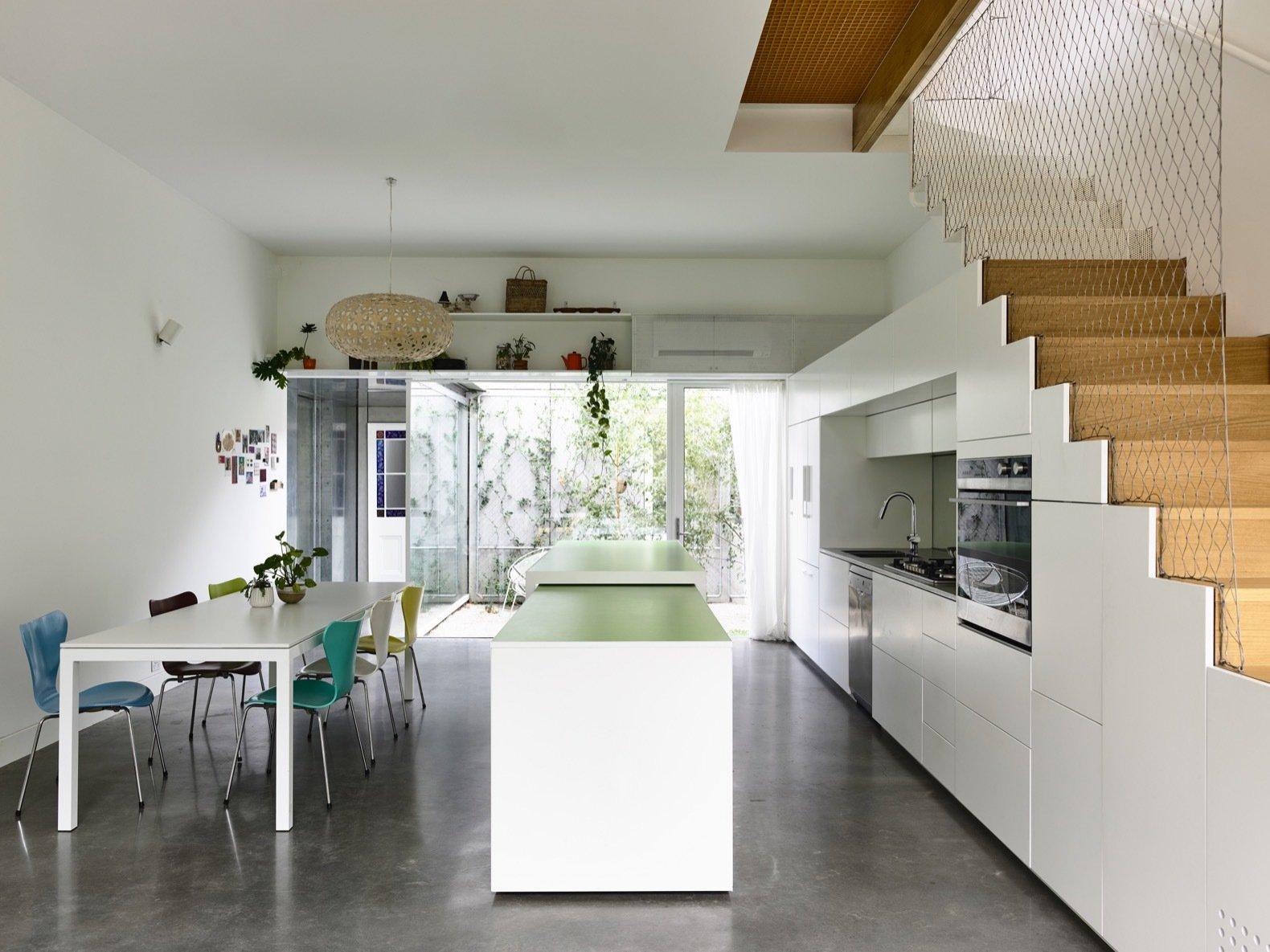 Grant House kitchen