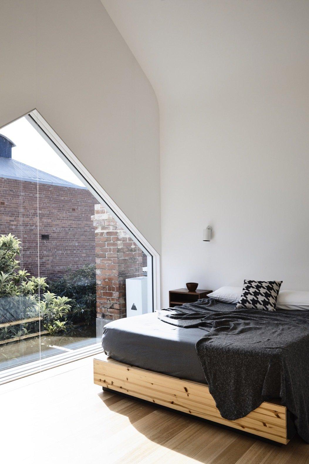 Grant House master bedroom