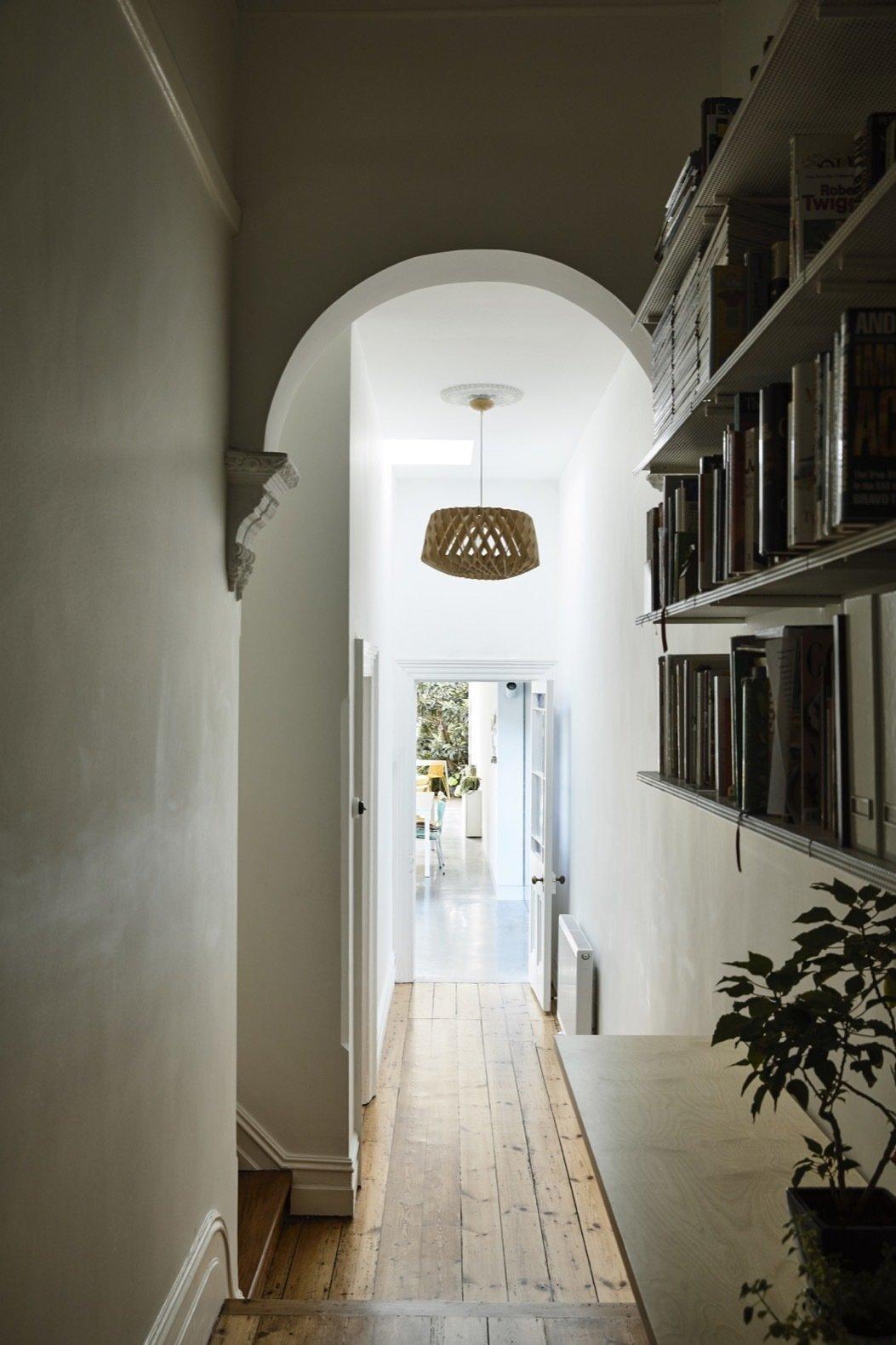 Grant House hallway