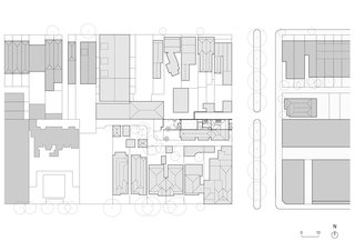 Grant House site plan