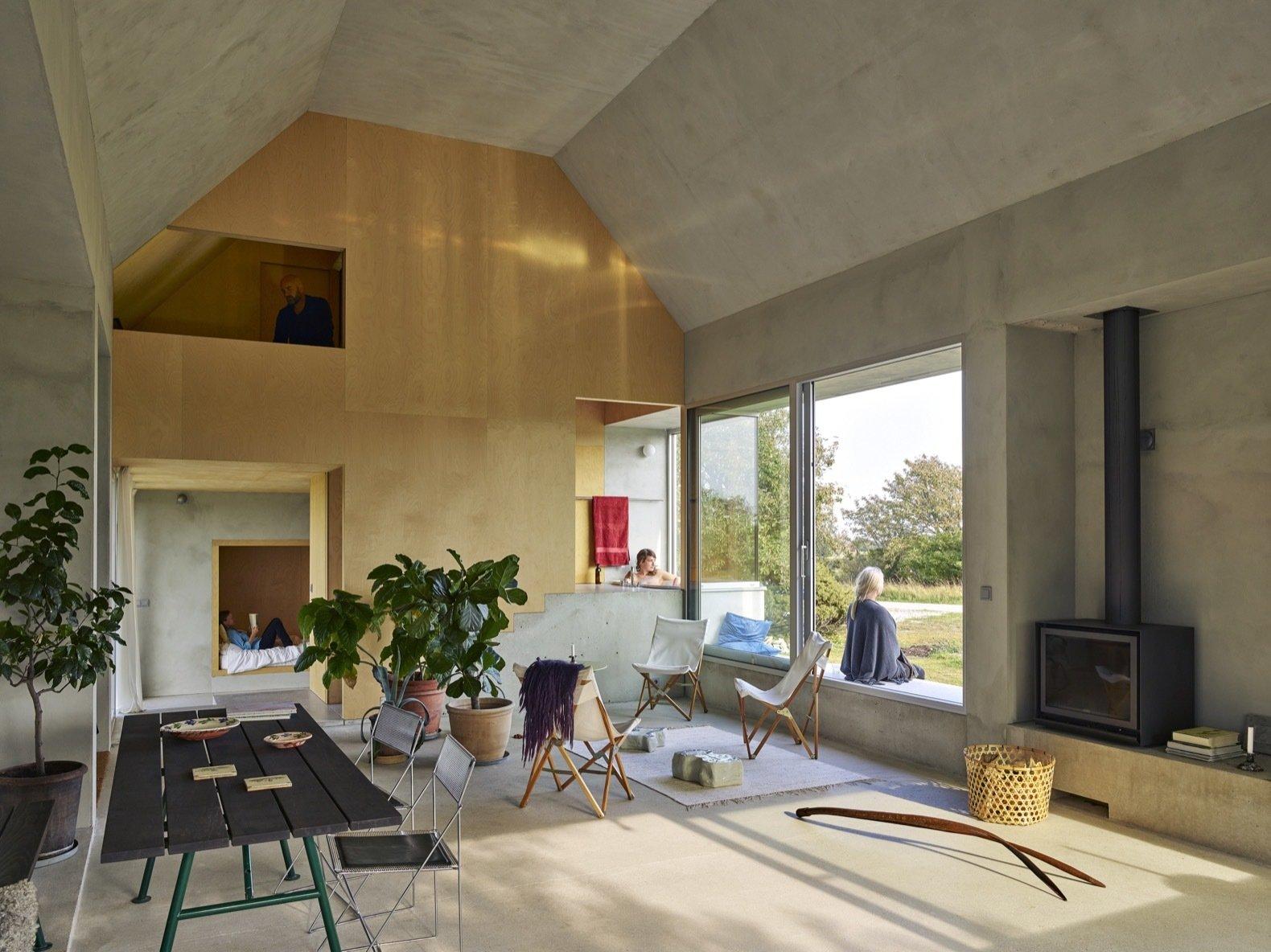 A Brilliant Little Home Wins Sweden's Most Prestigious Architecture Award