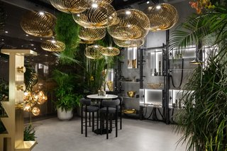 The Most Instagrammed Bathroom at Milan Design Week Was in Tom Dixon's New Restaurant