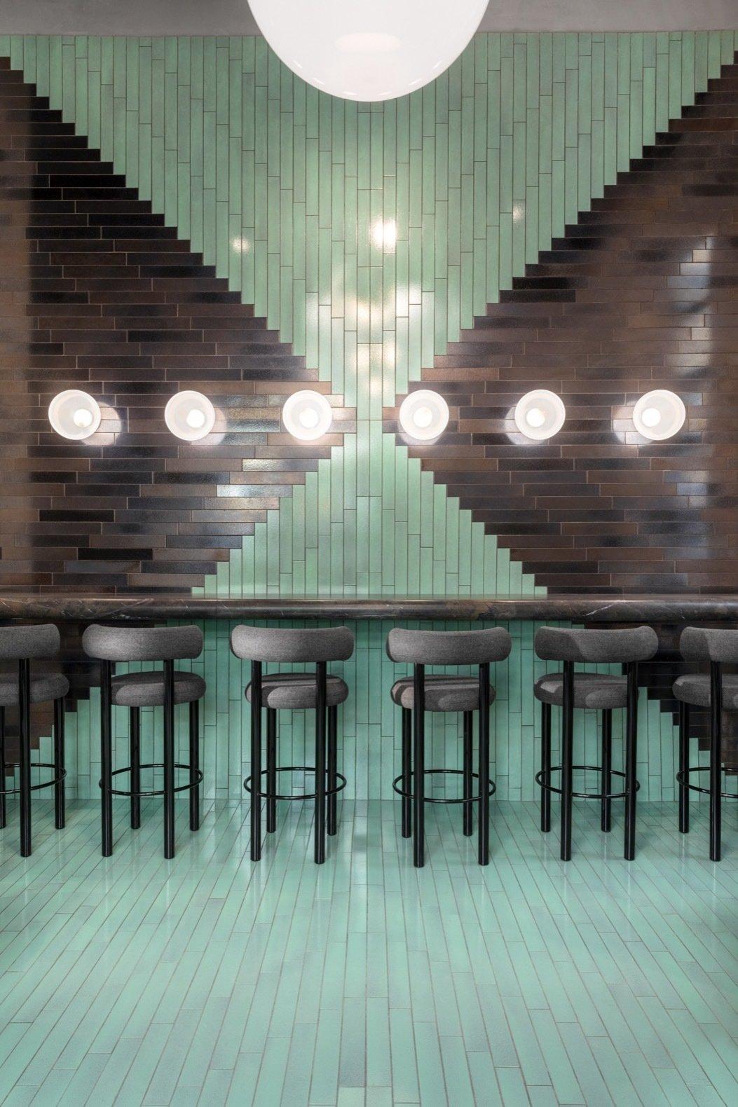 The Manzoni bar
