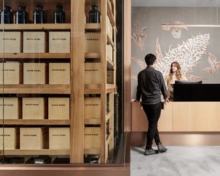 A Chic Chicago Dispensary Rises Above Stoner Stereotypes