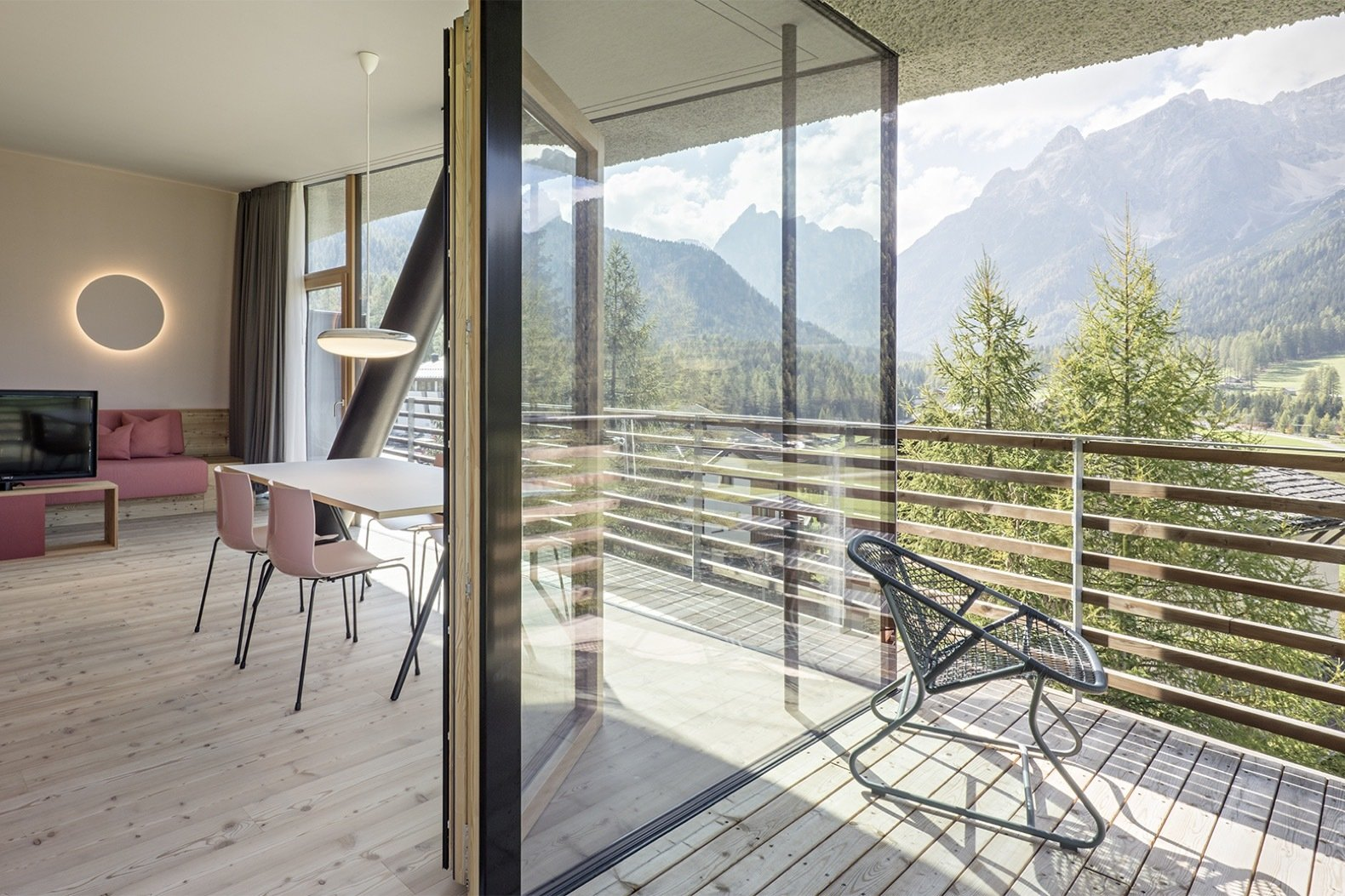 Continuous Extension Family Resort Rainer