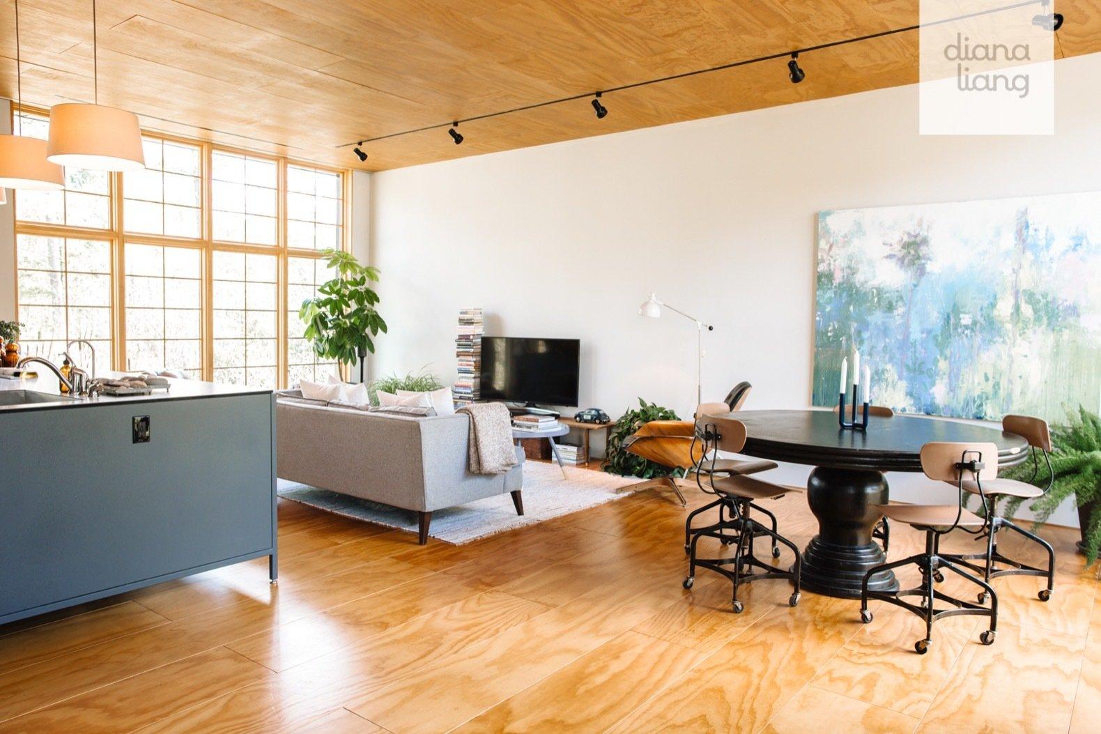 Hygge Supply Lake House interior