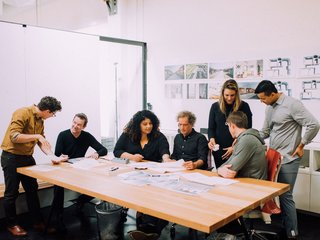 Béhar and the fuseproject environments team designed the homes for the 3D-printed community project.