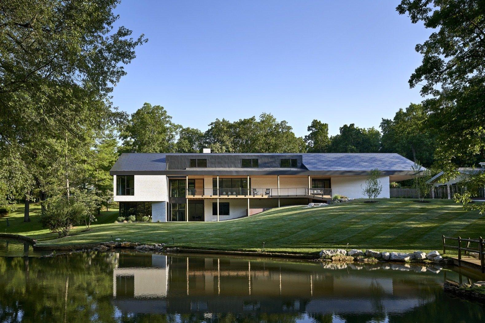 Streamline House exterior