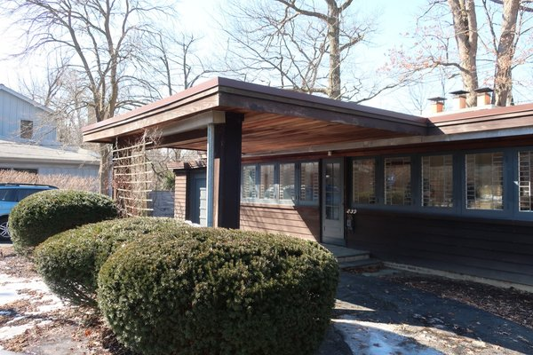 """The """"endangered"""" Booth Cottage could be the first Frank Lloyd Wright-designed home to be torn down in the U.S. in over a decade."""