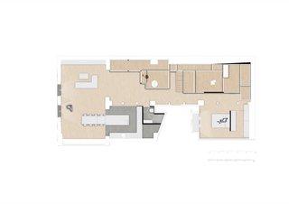 JHouse upper floor plan