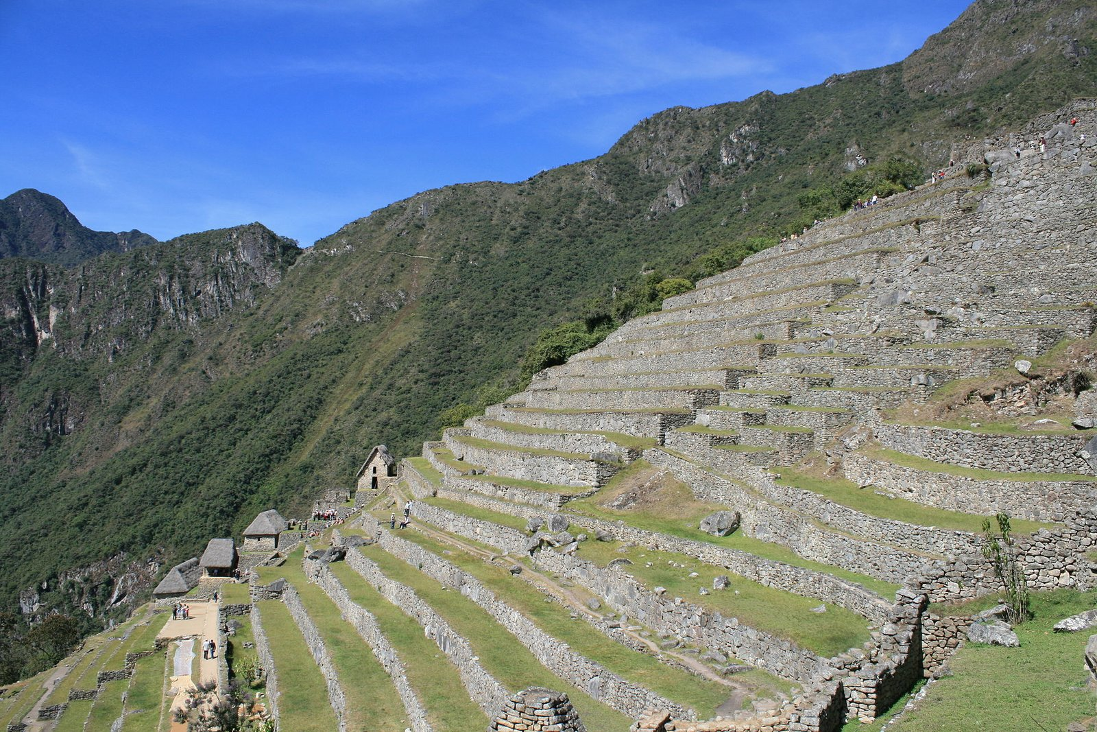 Work Begins on a New Airport at Machu Picchu, Sparking Protests