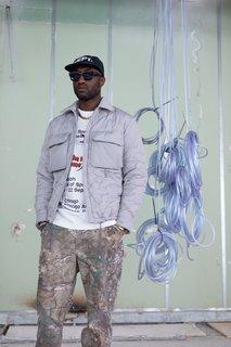 Virgil Abloh is an engineer, architect, DJ, artist, entrepreneur, and artistic director for Louis Vuitton menswear.