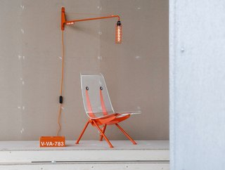 Virgil Abloh Gives Vitra Classics a Streetwear Twist For the Home of 2035