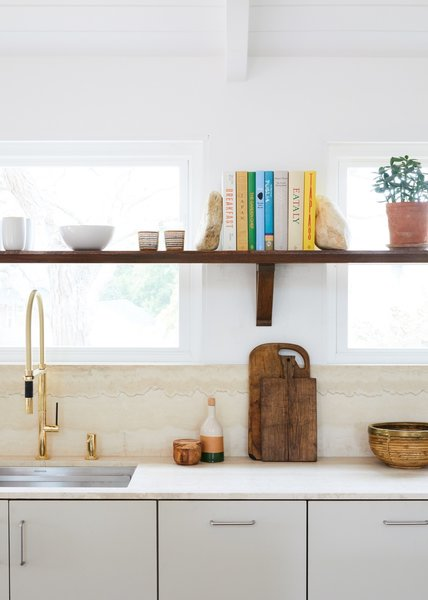 Best 60 Modern Kitchen Open Cabinets Design Photos And