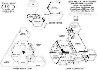 2211 Mt. Calvary Rd floor plan