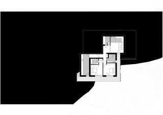 Z House basement floor plan