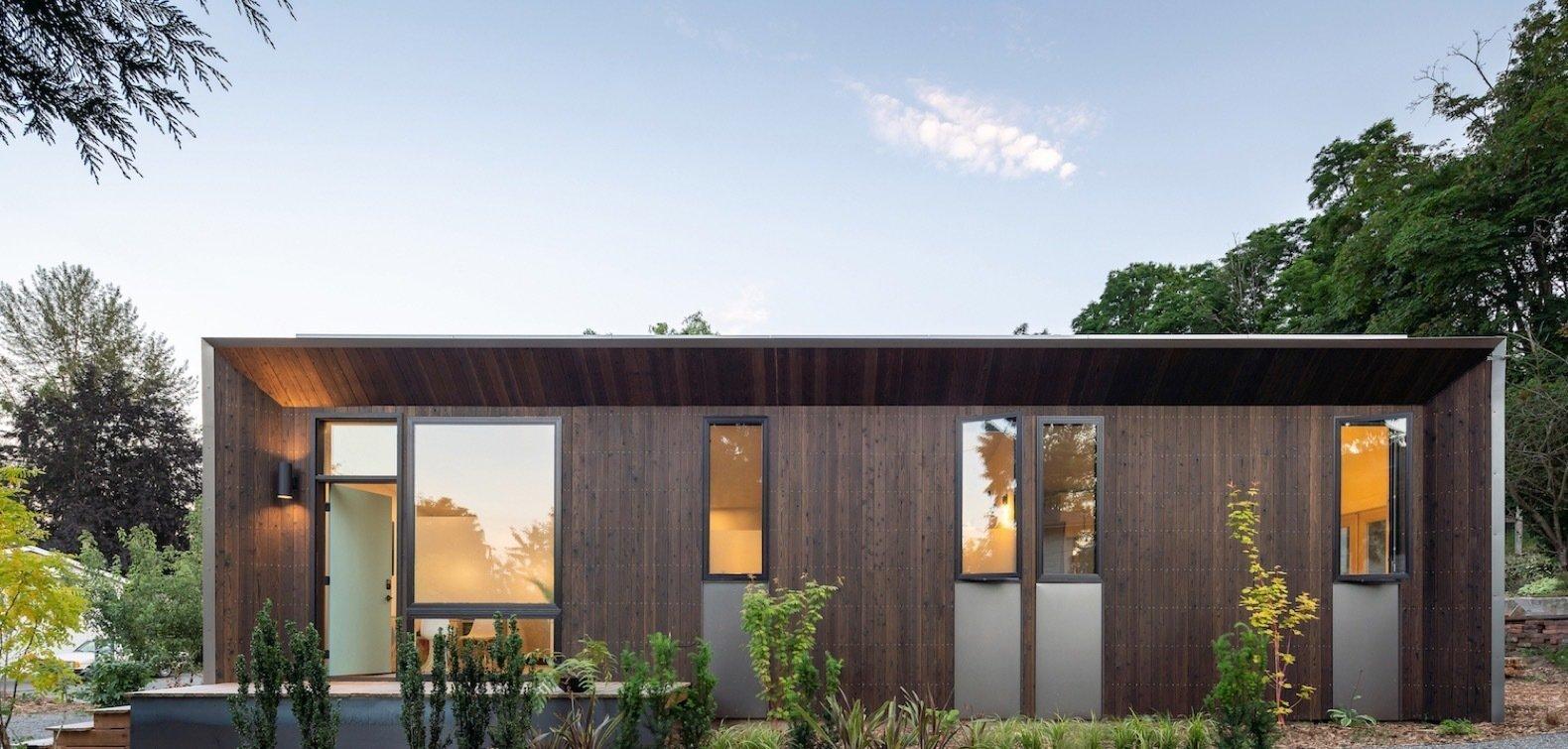 Prefab Home Companies In Seattle Washington Dwell