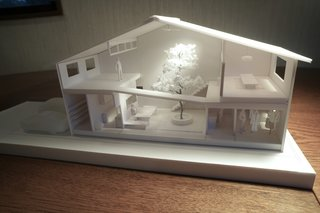 House in Kyoto model