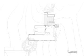 House for Hermes ground floor plan