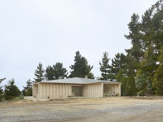 This Pinwheel-Shaped House of Pine Is a Lesson in Mathematical Precision