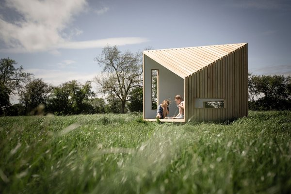 This Tiny Modular Cabin Is Just for Kids—and We're Totally Jealous