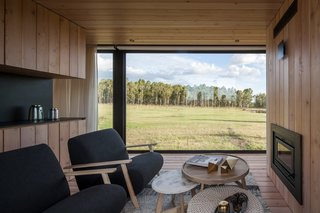 The interior design was handled by local firm (and a personal friend of the architects) Studio CL, which sourced all the furniture from Kavehome.
