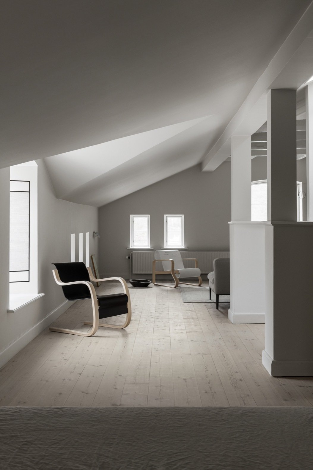Stable House Frama living room