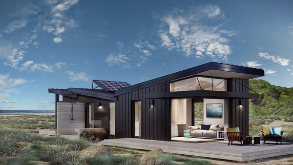 Plant Prefab Unveils Scalable Homes for California Wildfire Victims