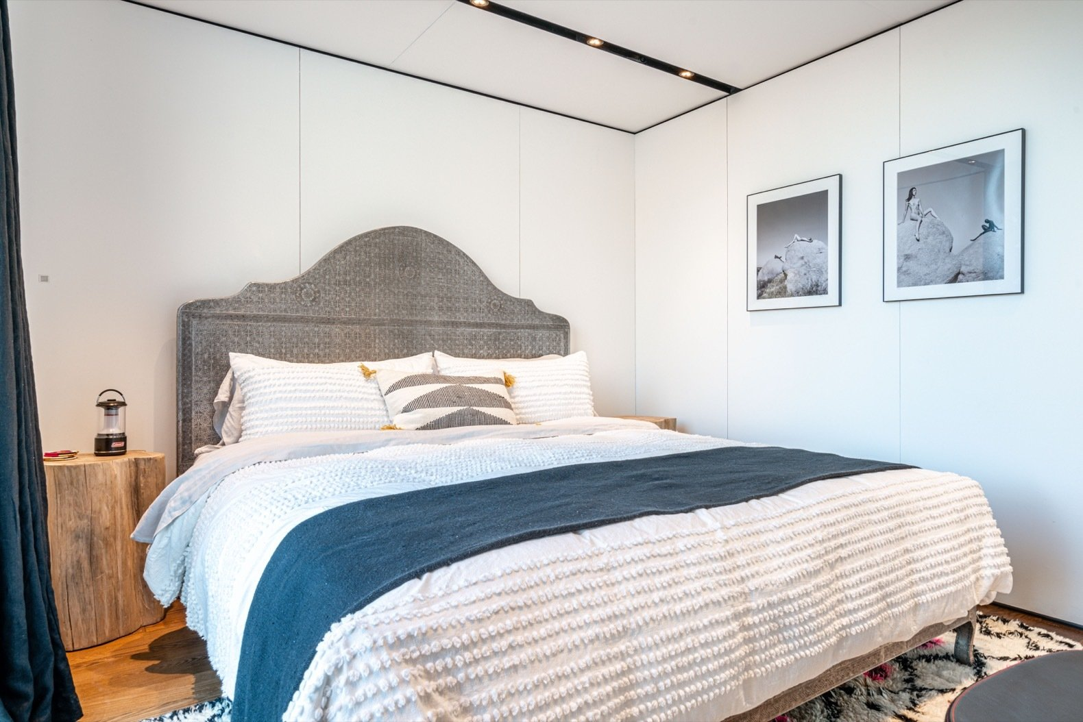Sol to Soul prefab house bedroom