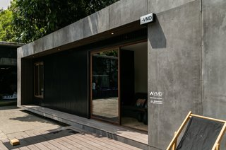The one-bedroom VMD unit will be relocated to Avandaro, Valle de Bravo, a popular weekend destination near Mexico City. The show model will reopen to the public at its new location starting December 18.