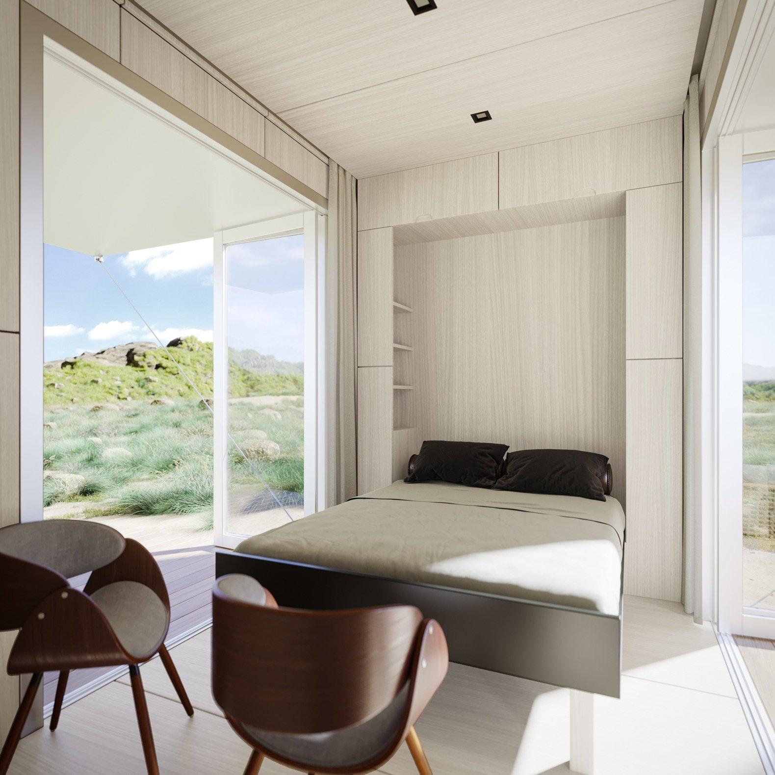 Buhaus Studio Unit bedroom