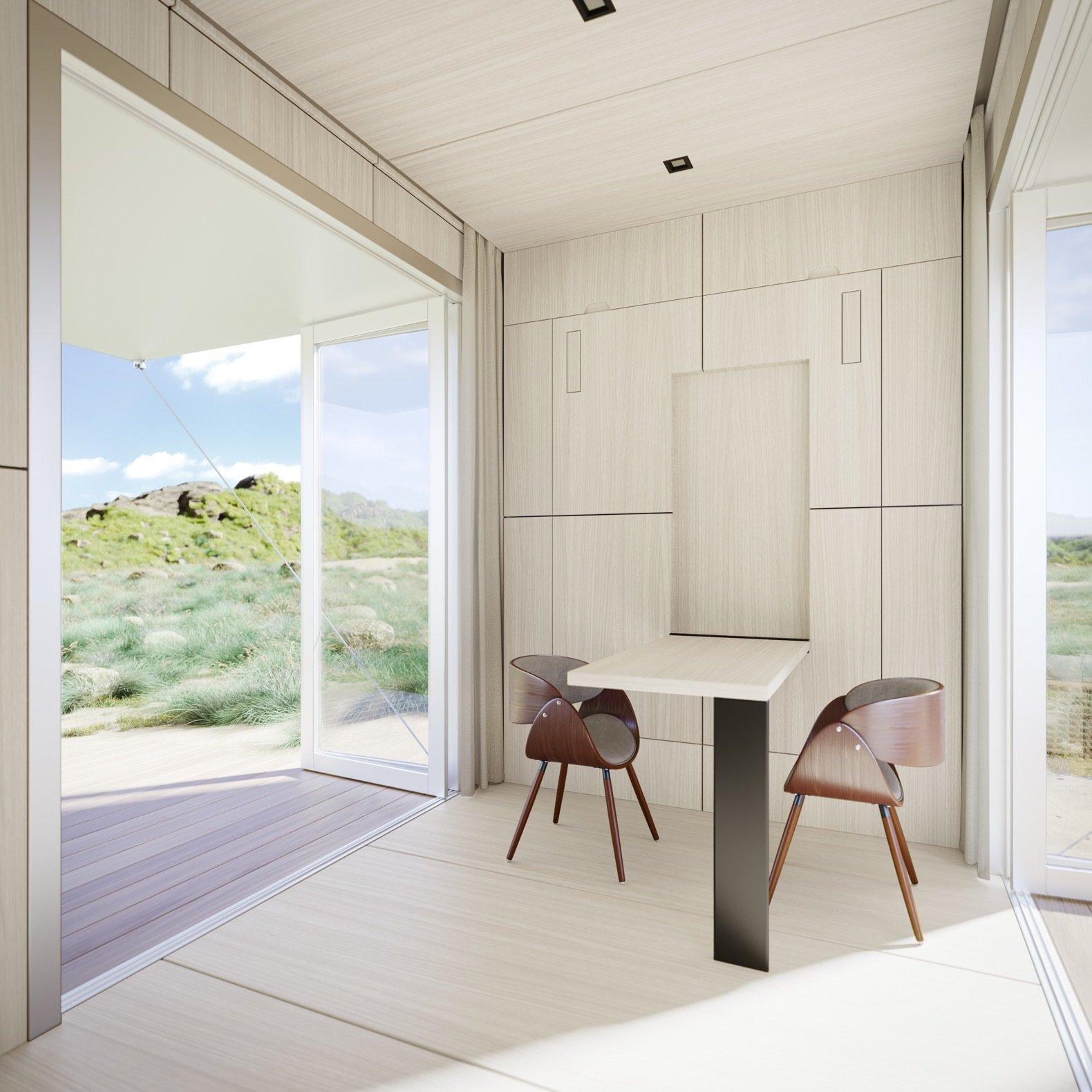 Buhaus Studio Unit living area