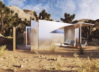 These Luxe New Prefab Homes Are Designed for Off-Grid Living