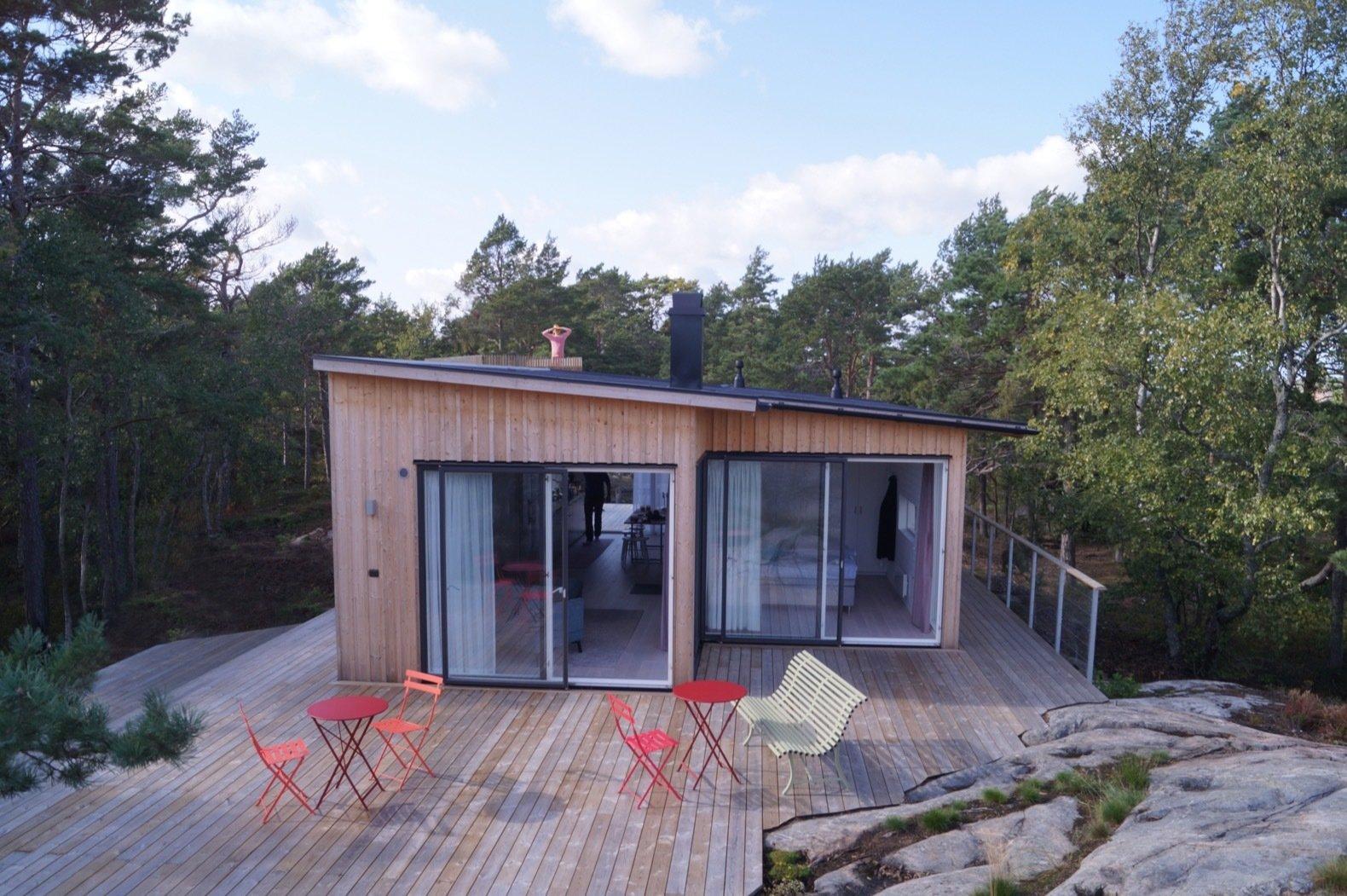Zartmann House deck