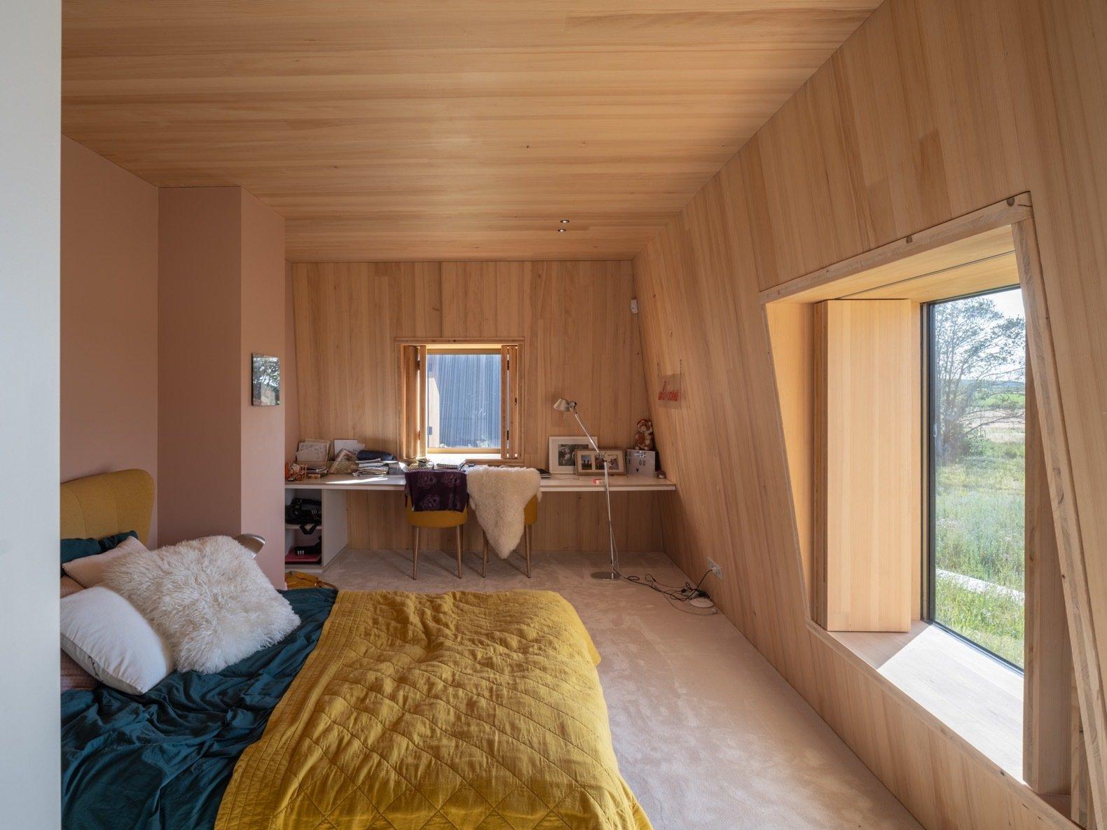 Villa Vught Mecanoo bedroom