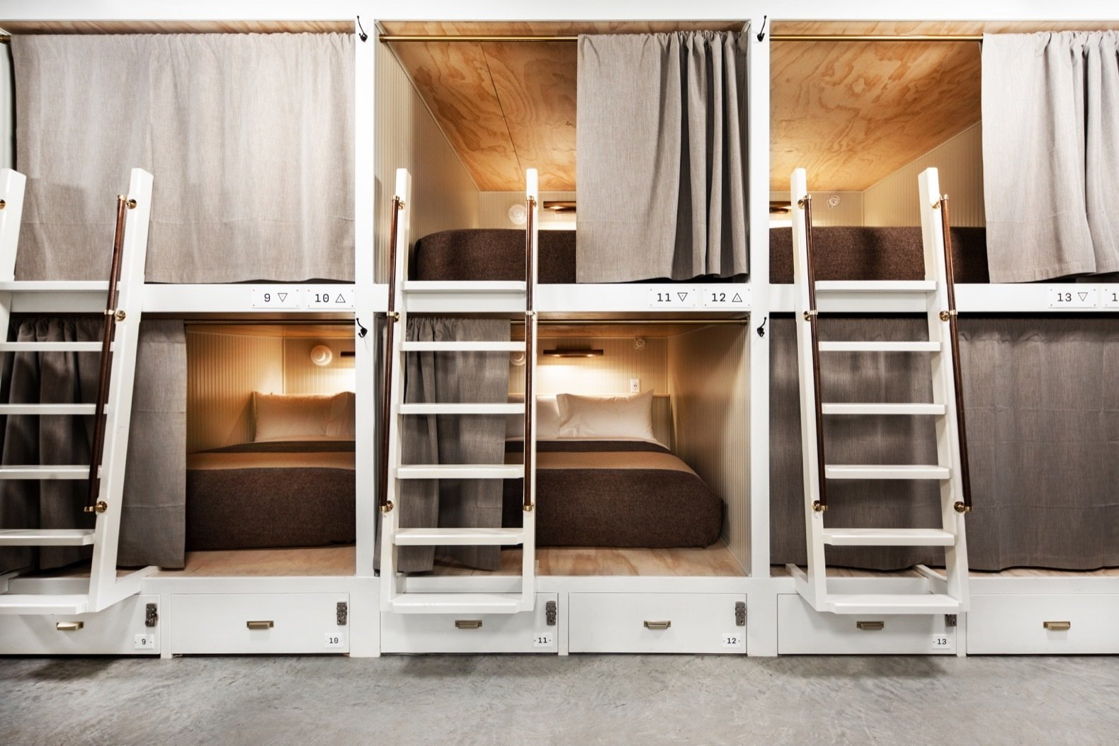 Cache House by Studio Tack bunk beds