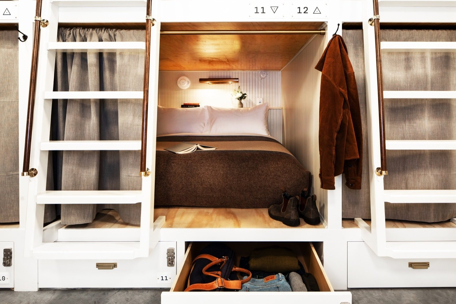 Cache House by Studio Tack bunk bed