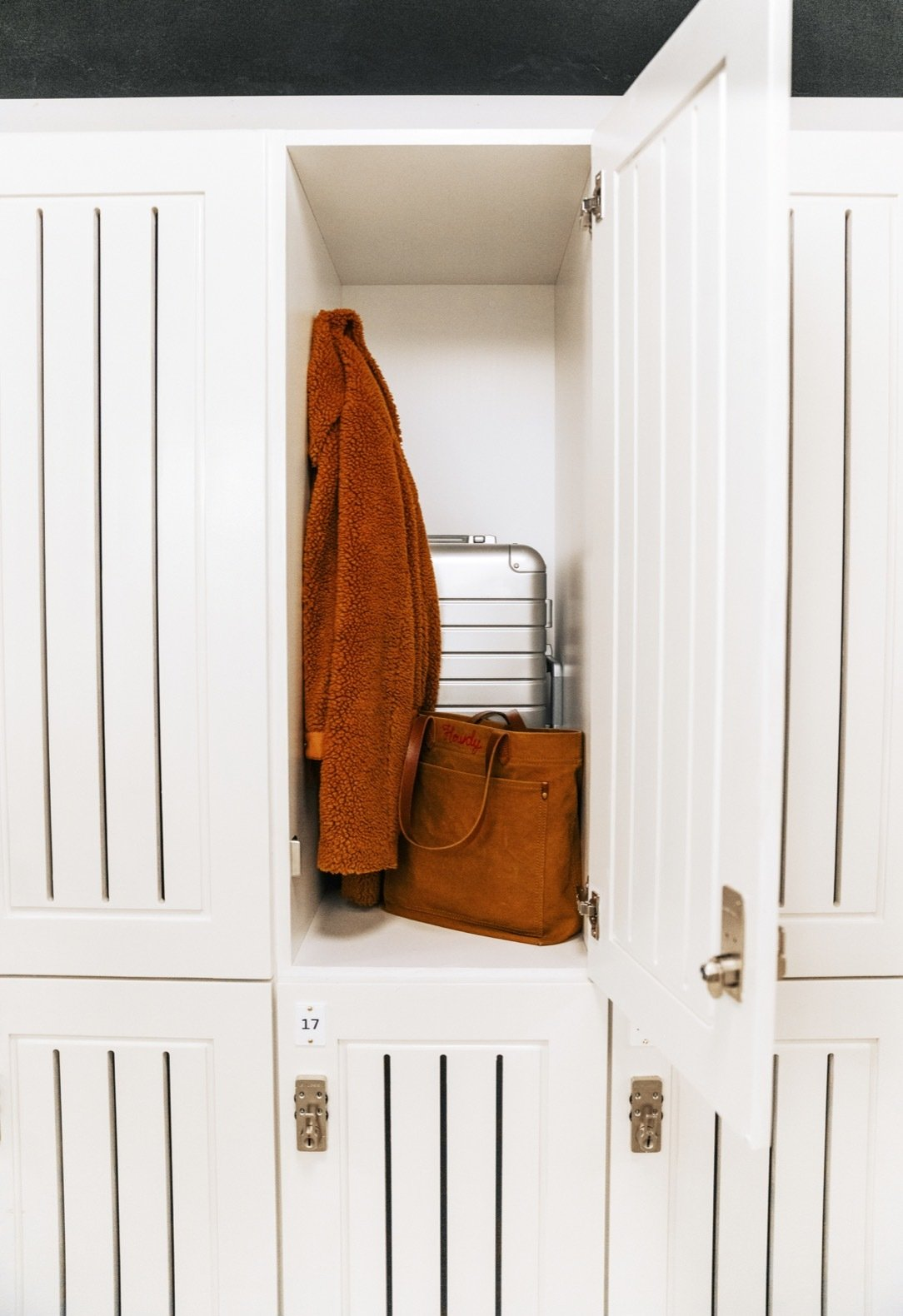 Cache House by Studio Tack locker