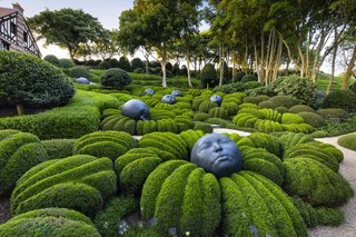 Need a Breather? Get Lost in This MesmerizingGardenin France