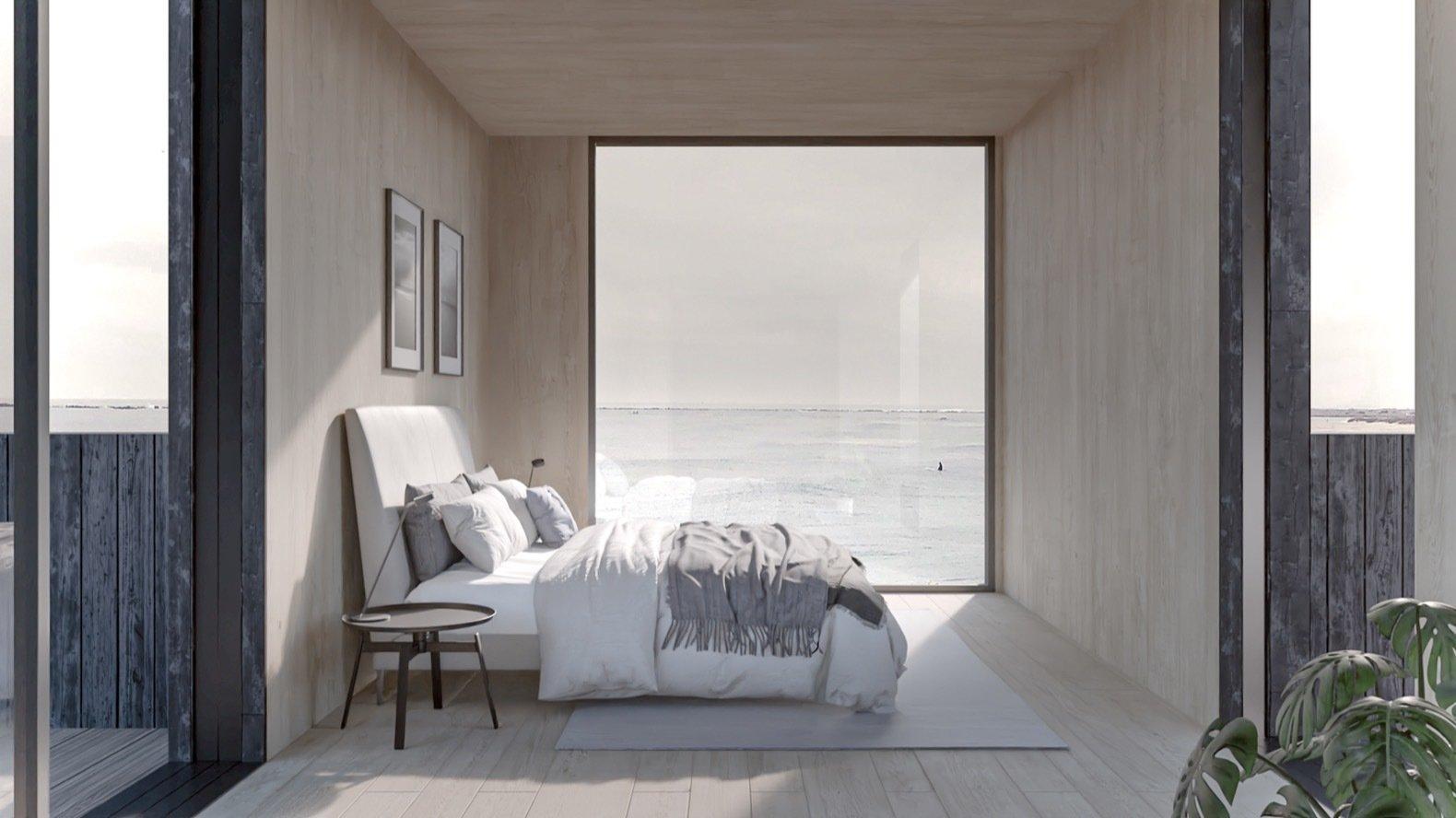 Plant prefab koto living homes bedroom