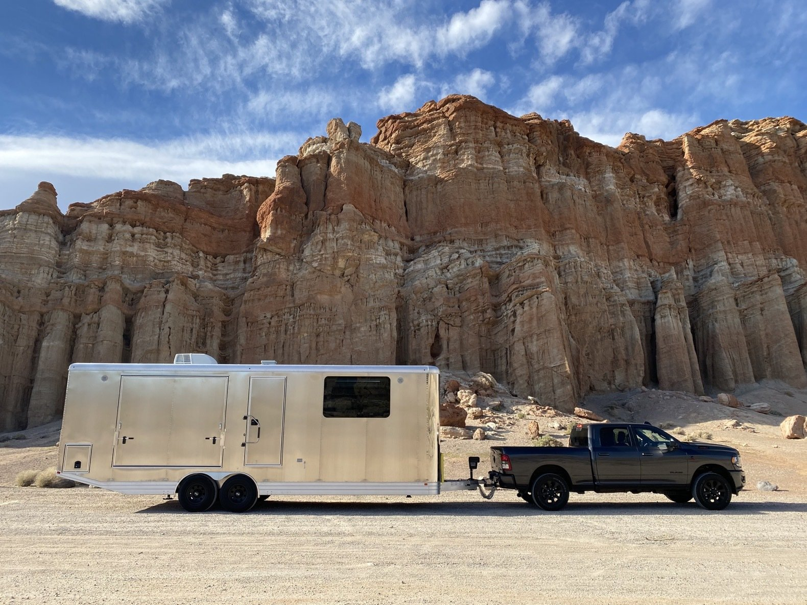 Living Vehicle Unveils 3 New Solar-Powered Trailers for Going Off-Grid in Luxury