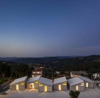 """""""The apparent simplicity of prefabricated systems hides a lot of the preparation effort to make them work,"""" says Gonçalves."""