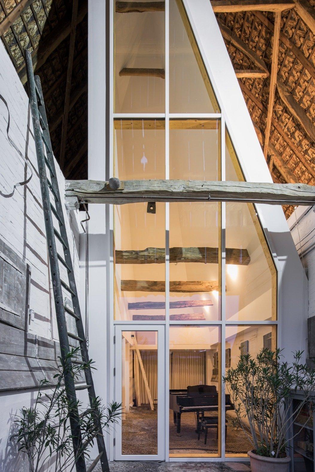 Dortmannhof addition exterior