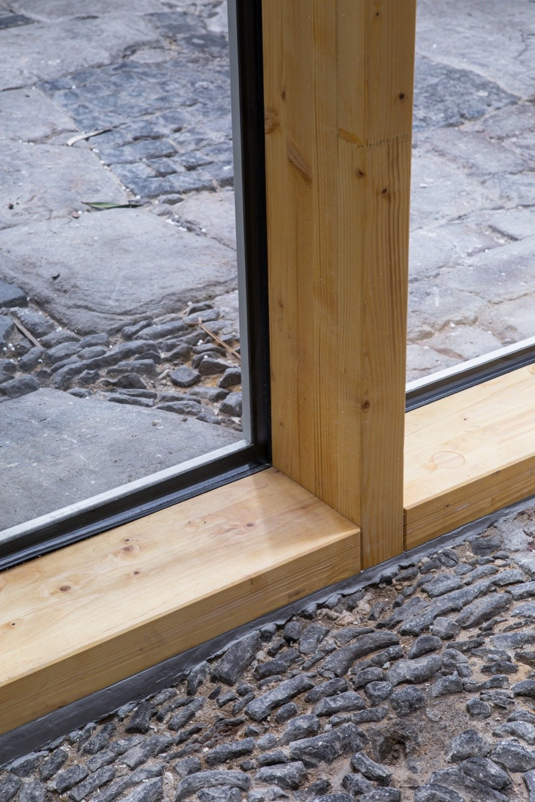 Dortmannhof stone floor