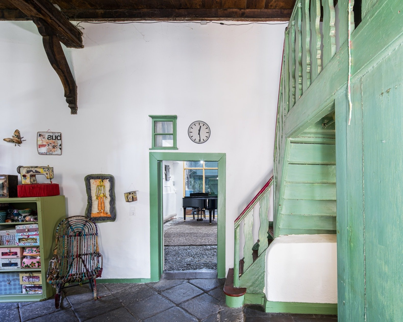 Dortmannhof living area
