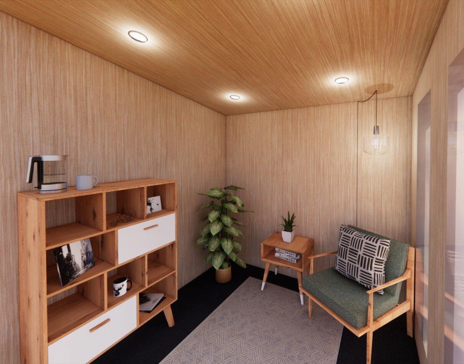 Drop Structures Micro ADU interior