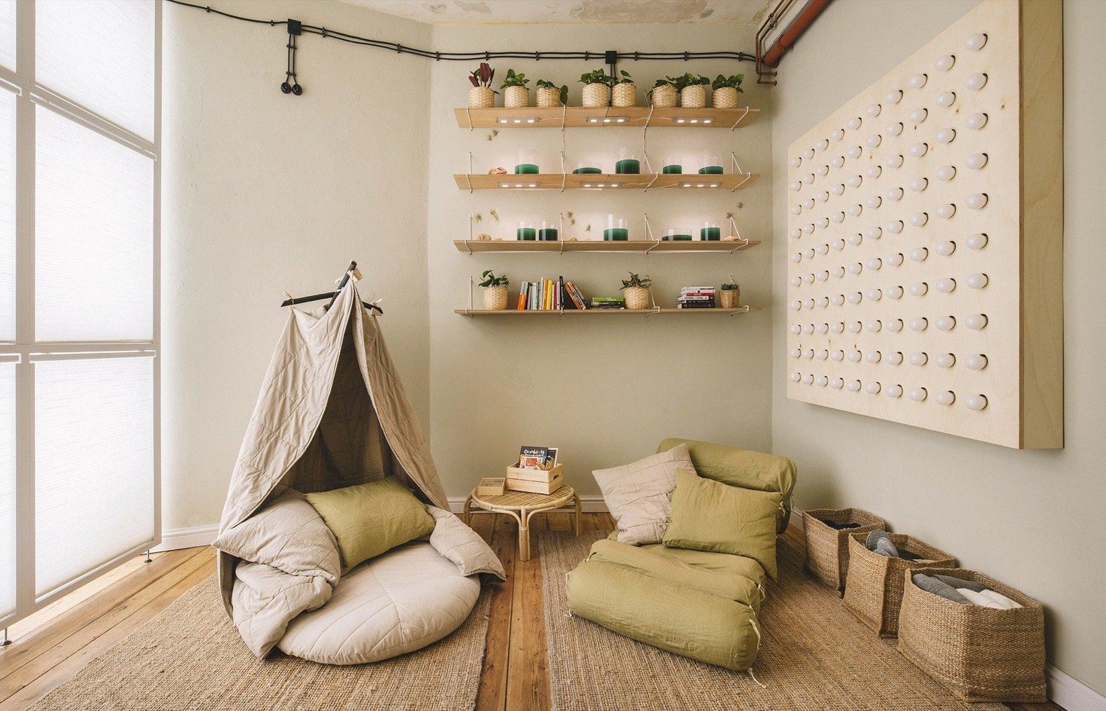 IKEA Home of Tomorrow relax zone